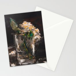 ROSES IN WATER Stationery Cards