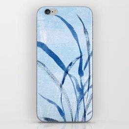 beach grass iPhone Skin