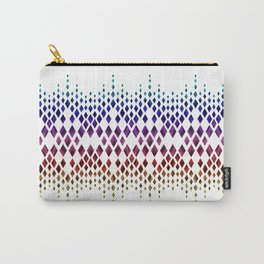 Colorful geometric pattern. Carry-All Pouch