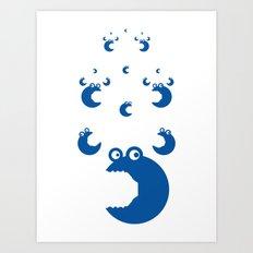 corporate bugs Art Print