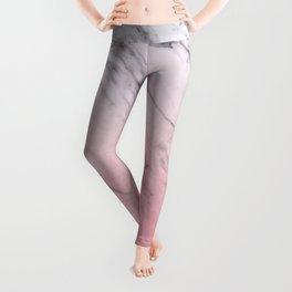 Cotton candy marble Leggings