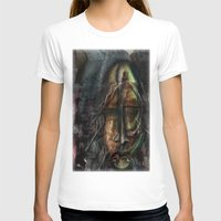 dexter T-shirts featuring Dexter  by John Hansen