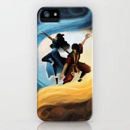 Zutara: Elements iPhone Case