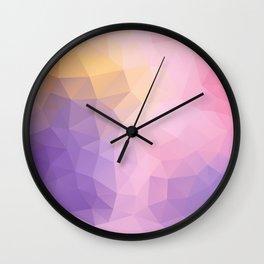 """Beautiful day"" Wall Clock"