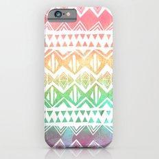 Tribal Sunrise Slim Case iPhone 6s