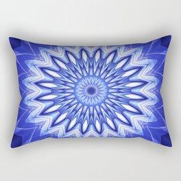 Mandala Recreation Rectangular Pillow