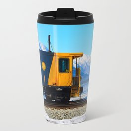 Caboose - Alaska Train Travel Mug