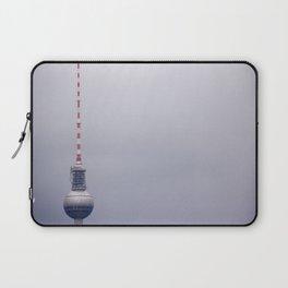Berlin TV Tower Laptop Sleeve