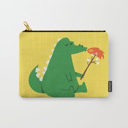 Dragon and Marshmallow Carry-All Pouch