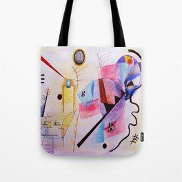 inspiration from Kandinsky . artwork Tote Bag