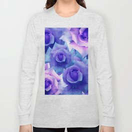 Bouquet de fleur Long Sleeve T-shirt