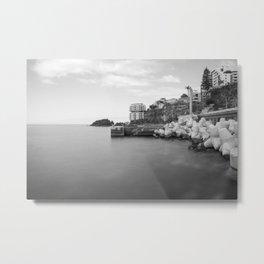 Madeira Long exposure Metal Print
