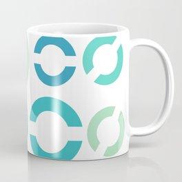 Blue Solos Coffee Mug