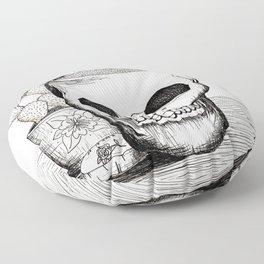Mazapán Floor Pillow