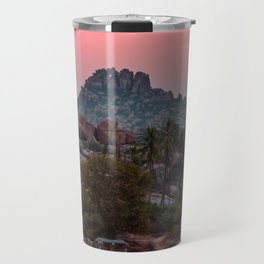 Jungle book: sunrise Travel Mug