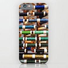 Thread samples in Paris Slim Case iPhone 6s
