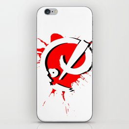 Badass Art Logo v2 iPhone Skin