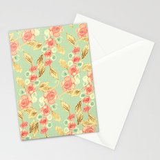 Drawing Roses Stationery Cards