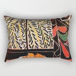 Matisse Exhibition poster 1979 Rectangular Pillow