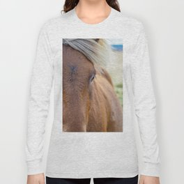 The Brown One. Long Sleeve T-shirt