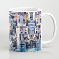 community Mugs featuring Community of Cubicles by Phil Perkins