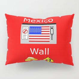 Mexico Wall Pillow Sham