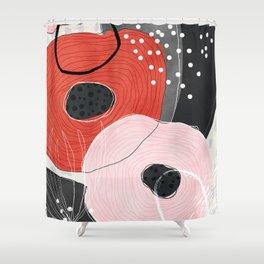 Eris Shower Curtain