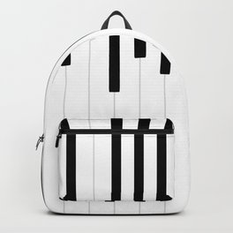 Piano keys, music background #society6 #decor #buyart #artprint Backpack