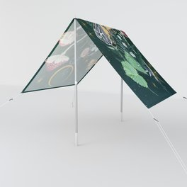 Mushroom night moth Sun Shade
