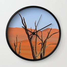 Deadvlei Wall Clock