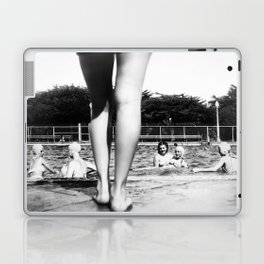 A Day At The Pool Laptop & iPad Skin