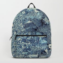 frosted glass Backpack