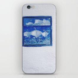 Seascape 4 iPhone Skin