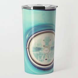 Turquoise Set Driver Travel Mug