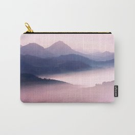 Foggy Mountains II Carry-All Pouch