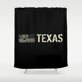 Black Flag: Texas Shower Curtain