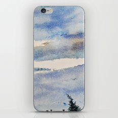 Free flight iPhone & iPod Skin