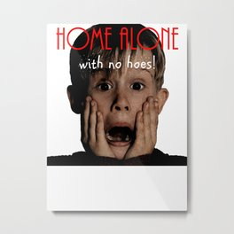 Home Alone Metal Print