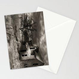 Dead House of Garber Stationery Cards