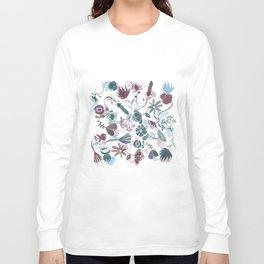 autumn flowers Long Sleeve T-shirt