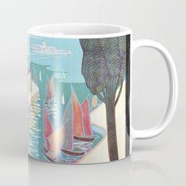 1920 Riva Del Garda Coffee Mug