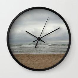 NUDIST TWO Wall Clock