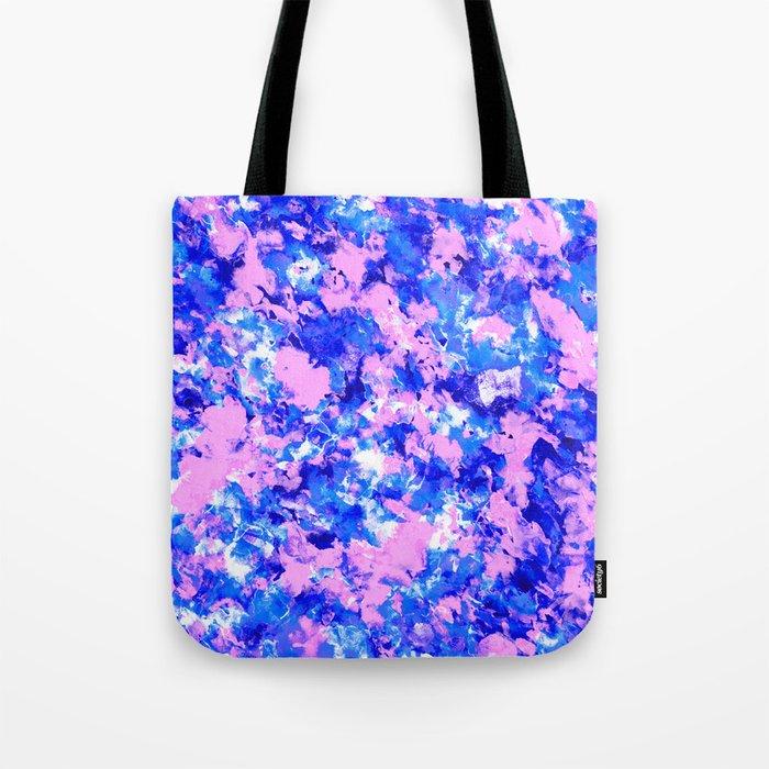 Crash Palette Tote Bag