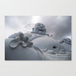 Dalat Buddha Canvas Print