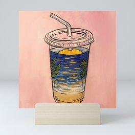 Vitamin D, 365ml Mini Art Print