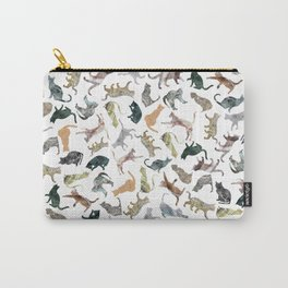 Nature Cats Carry-All Pouch
