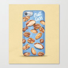 Nut Case Canvas Print