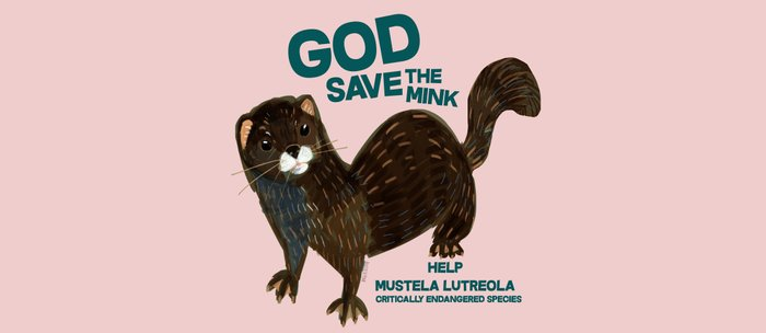 God save the Mink (FIEB) Pink Coffee Mug