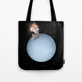 Lost in a Space / Uranusia Tote Bag