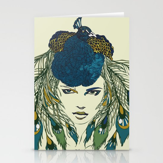Let it be beautiful Stationery Cards